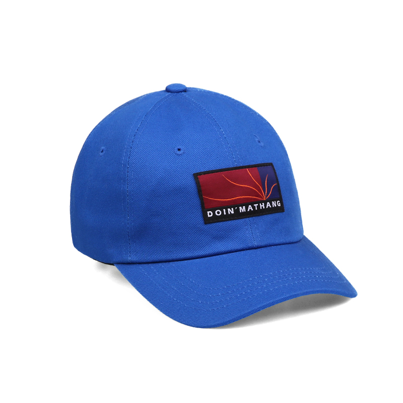 PATCH BALL CAP [BLUE]