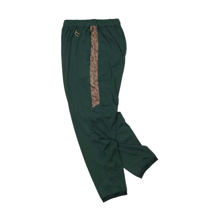 COIN JOGGER PANTS [GREEN]