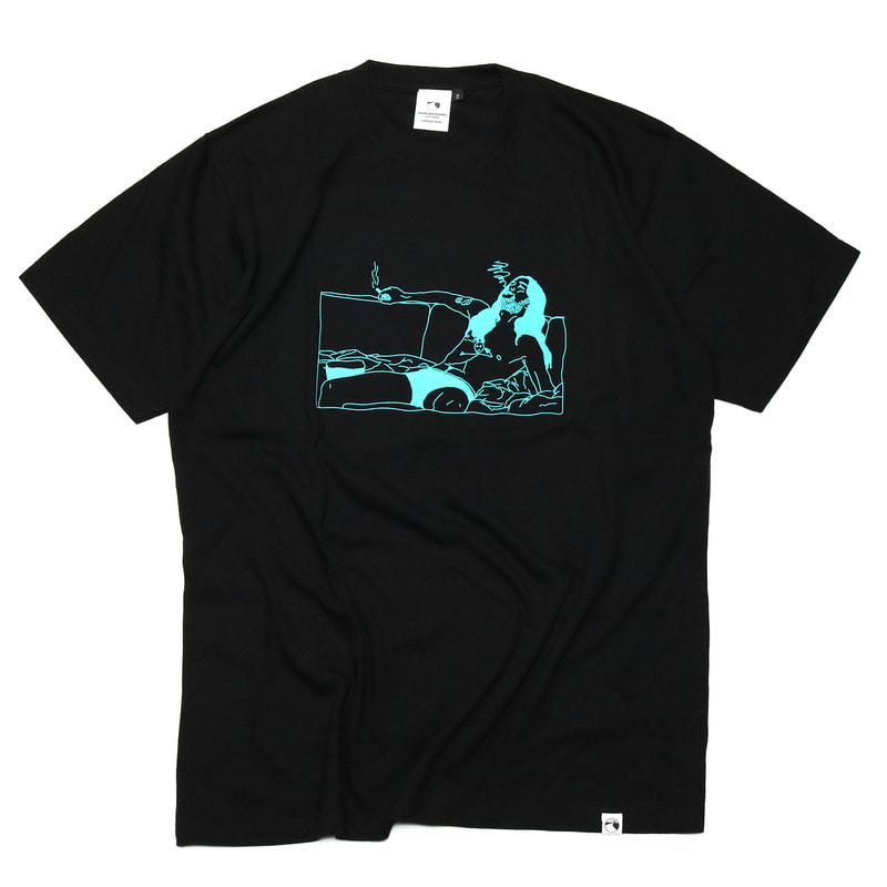 FILM S/S T-Shirt [BLACK]